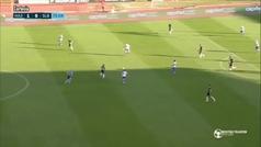MX: Un efecto óptico enloquece un partido de fútbol