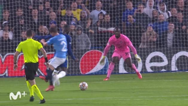 Gol de Jorginho (p.) (4-0) en el Chelsea 4-0 Malmo