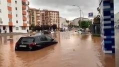 Extremadura se recupera de la tromba de agua