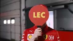 ¿Qué sabe Vettel de Leclerc y Leclerc de Vettel?