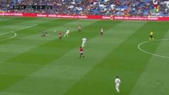 Gol de Benzema (3-0) en el Real Madrid 3-0 Athletic