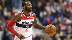 El hombre de los 170 millones de dólares ejerce como MVP en unos Wizards en guerra