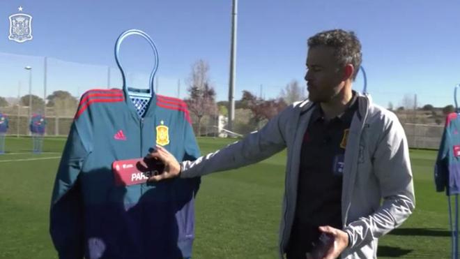 Novedades en la España de Luis Enrique - Deportes