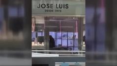 Una banda de chilenos podría estar detrás del atraco a una joyería en Castelldefels