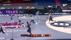 Liga ACB: Baskonia 96-92 Esudiantes