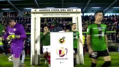 Copa del Rey (segunda ronda): Resumen y goles del Sestao 0-4 Athletic