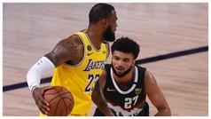 LeBron lleva a los Lakers a las Finales