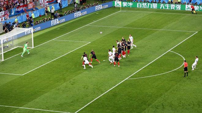 Trippier cierra la defensa del Atlético de Simeone