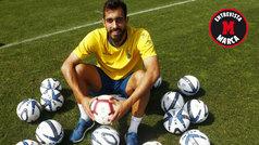 """Borja Iglesias: """"Lo que hace Cristiano lo pueden hacer otros en el Madrid"""""""