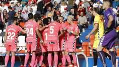LaLiga 123 (J10): Resumen y goles del Lugo ? Nástic