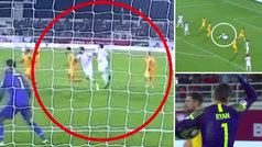 Despropósito en la Copa Asia: Siria marca un 'autopenalti' tras un choque entre dos compañeros