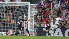 LaLiga (J4): Resumen y goles del Athletic 1-1 Real Madrid