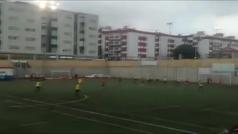 El gol en el minuto 105 que significó el ascenso del Frafel