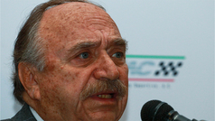 José Abed habla del GP de México