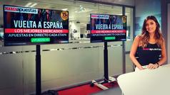 La Vuelta a España: Descubre los favoritos en las apuestas