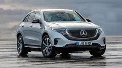 Mercedes-Benz EQC, el primer modelo eléctrico con la estrella en el capó