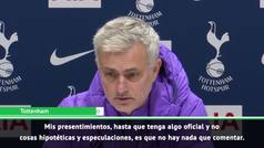 "Mourinho no se moja Eriksen: ""lo único claro es que está libre a final de temporada"""