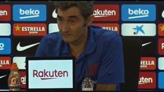 """Valverde: """"¿Mi estado anímico? Si me comparo con un amigo que rescata inmigrantes estoy mejor"""""""