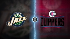 Los Clippers se levantan contra los Jazz