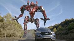 El espectacular vídeo de Ford y Sony sacado de un videojuego de la PS5