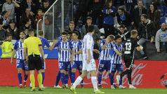 LaLiga (J33): Resumen y goles del Alavés 2-2 Valladolid