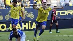 LaLiga 123 (J13): Resumen y goles del Cádiz 2-0 Reus