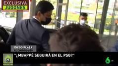 """La contundente respuesta de Al-Khelaïfi: """"Mbappé se queda seguro"""""""
