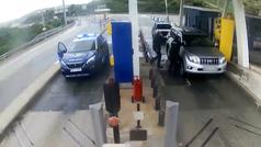 La persecución policial de película en Málaga: circulaban en tres coches robados a más de 200 km/h