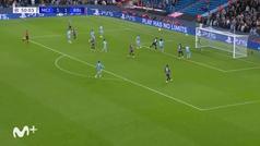 Gol de Nkunku (3-2) en el Manchester City 6-3 Leipzig
