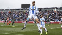 LaLiga (J23): Resumen y goles del Leganés 3-0 Betis