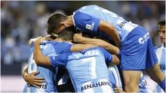 LaLiga 123 (J40): Resumen y goles del Málaga 3-1 Zaragoza