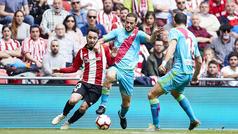 LaLiga (J32): Resumen y goles del Athletic 3-2 Rayo