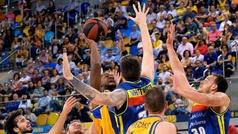 Liga ACB. Resumen Gran Canaria - Andorra