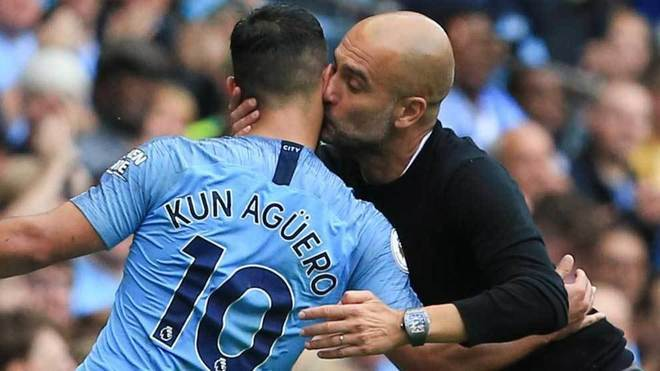 Sergio Aguero set for decade at Man City after signing extension