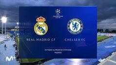 Champions League (ida semifinales): Resumen y goles del Real Madrid 1-1 Chelsea
