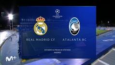 Champions League (octavos vuelta): Resumen y goles del Real Madrid 3-1 Atalanta