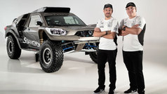La nueva bestia de SsangYong para el Dakar: el Rexton DKR