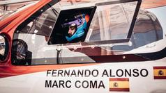 """Alonso: """"Aprenderé mucho de la experiencia de Marc Coma"""""""