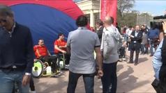 Rubiales y la RFEF apuestan por el fútbol inclusivo