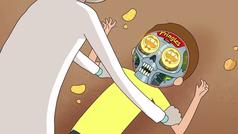 Rick y Morty protagonizan el anuncio más surrealista de la próxima Superbowl