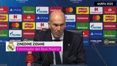 """Zidane: """"Hay que estar muy orgullosos, la nota de la temporada es muy buena"""""""