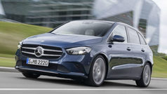 Mercedes-Benz estrena generación de la Clase B
