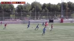 Drenthe recordó al del su golazo al Sevilla 14 años después, ¡qué zurdazo!