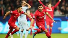 Champions League (Grupo D): Resumen y goles del Leverkusen 2-1 Atlético