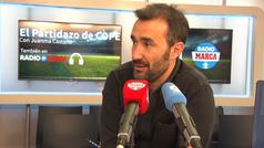"""Juanma Castaño: """"El objetivo número 1 es que no se duerman"""""""
