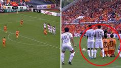 ¿Para qué se ponen de rodillas? Sucedió en Japón y es una maravilla...