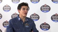 """Márquez: """"¿Compartir equipo con Rossi? Nunca se sabe ya"""""""