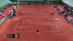 Djokovic no se deja sorprender por Jannik Sinner en su estreno en Montecarlo