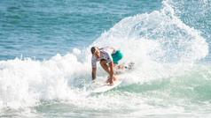 Así surfea el nuevo campeón del mundo