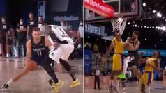 Las 10 mejores jugadas de la NBA 2019/20: la brutalidad de Doncic es top 2, canastón 'jordanesco'...